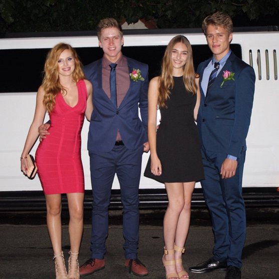 Bella Thorne Homecoming 2014