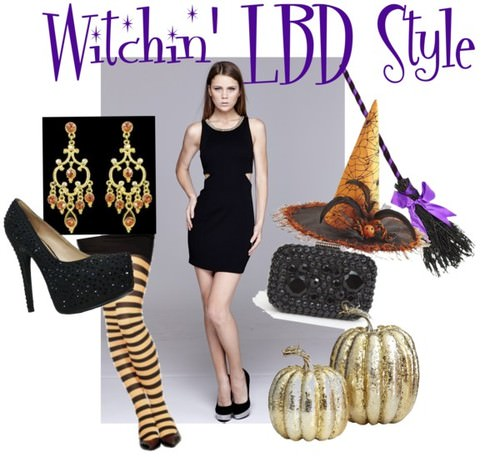 Witchin LBD Look