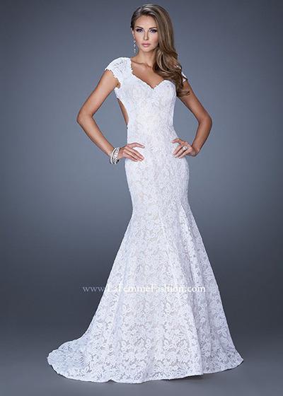 La Femme 20117 Hanna PLL Dress