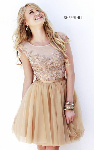 Sherri Hill 11171 Aria PLL Dress