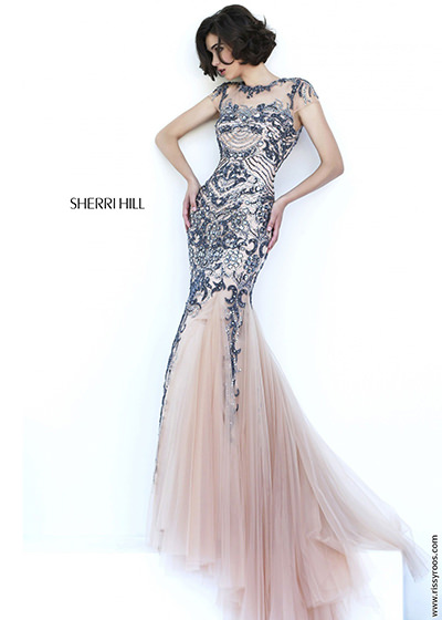 Sherri Hill 1939 Allison PLL Dress