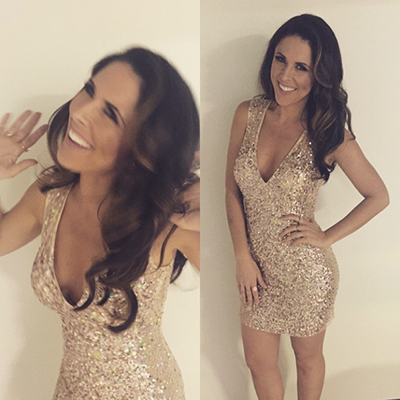 Joslyn Davis in Mac Duggal 4037