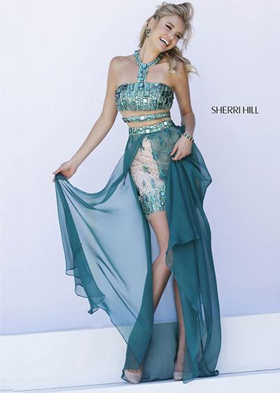 Sherri Hill 9743