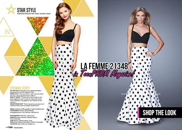 La Femme 21348 TeenPROM Magazine