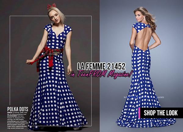 La Femme 21452 TeenPROM Magazine