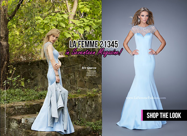 La Femme Style 21345 Seventeen Magazine