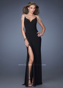 La Femme Style 20025 Black