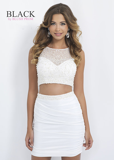 3 Perfect White Dresses For Summer 2015 From Blush Prom - Risssy ...