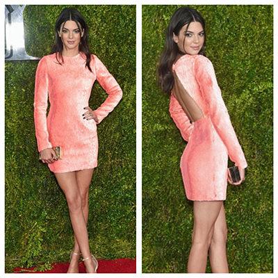 Kendall Jenner 2015 Tony Awards