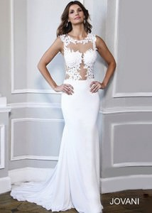 JB25670 Stunning Lace Gown