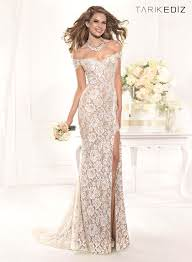 Tarik Ediz 92388 Lidia Lace Dress