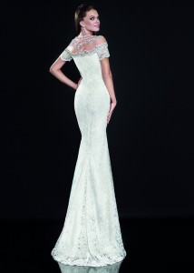 Tarik Ediz 92529 Rana Elegant Gown