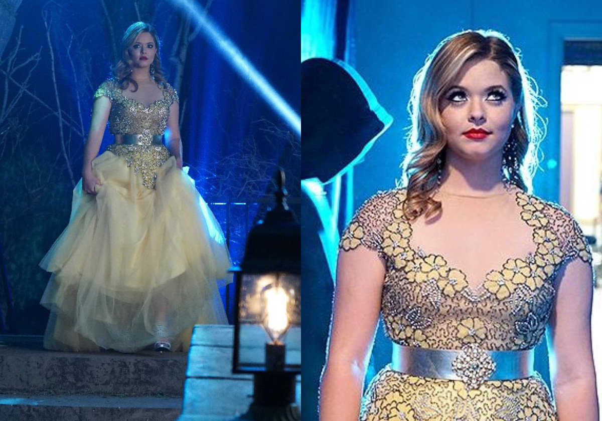 Want Alison\'s Dress from Last Nights Pretty Little Liars \