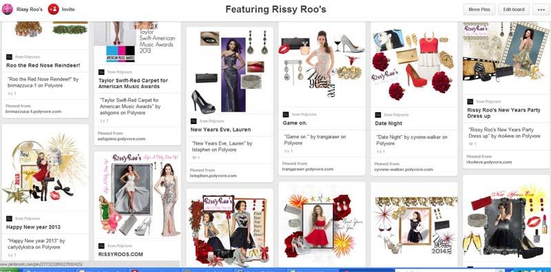 RissyRoos.com Pinterest