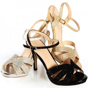 Sweetie's Spice Open Toe Shoes