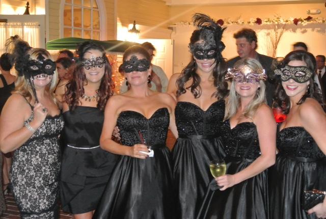 Halloween Wedding Masquerade Masks