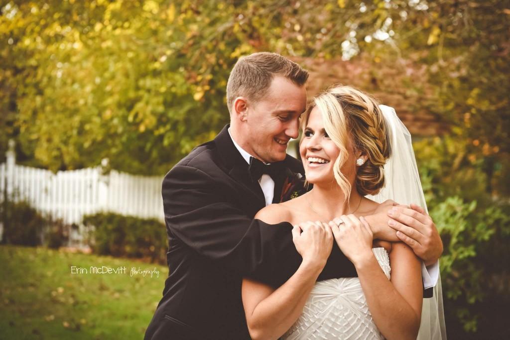 Johnny and Cori Wedding
