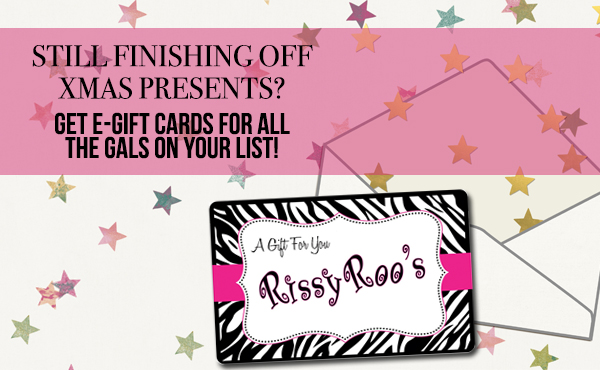 Rissy Roo's Gift Card