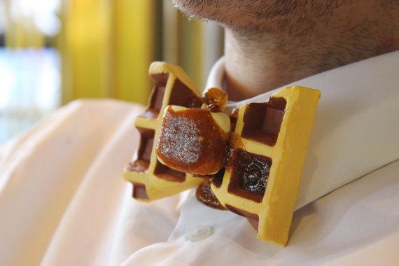 Waffle Bowtie