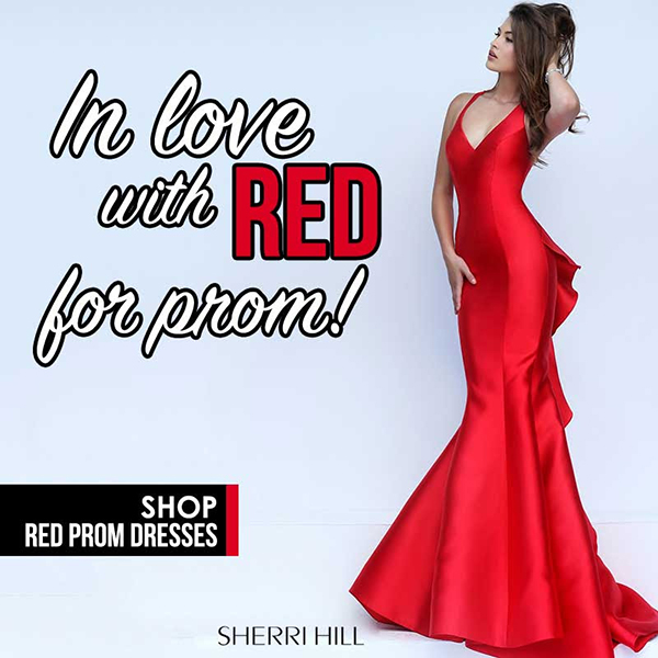 Shop Red Prom Dresses