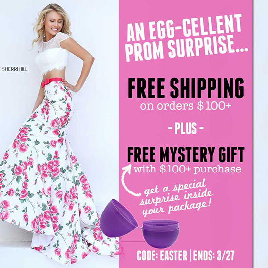 2016 Easter Promo