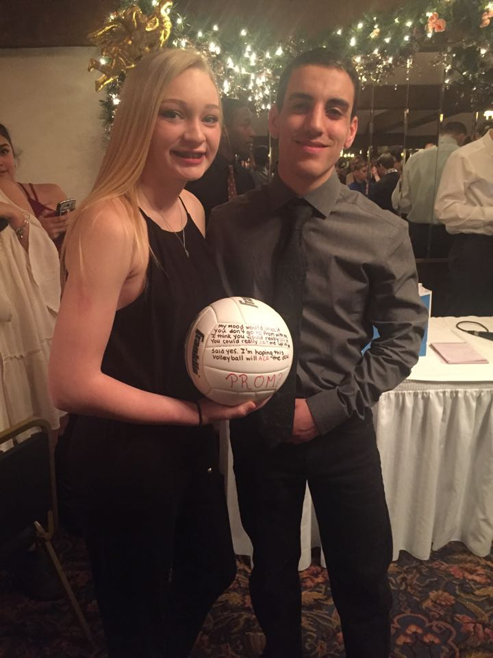 Volleyball Promposal
