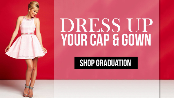 2016 Graduation Dresses
