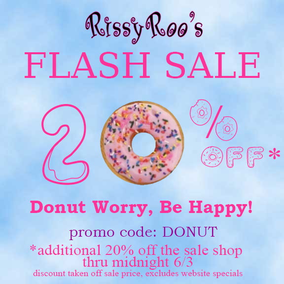 National Donut Day Flash Sale