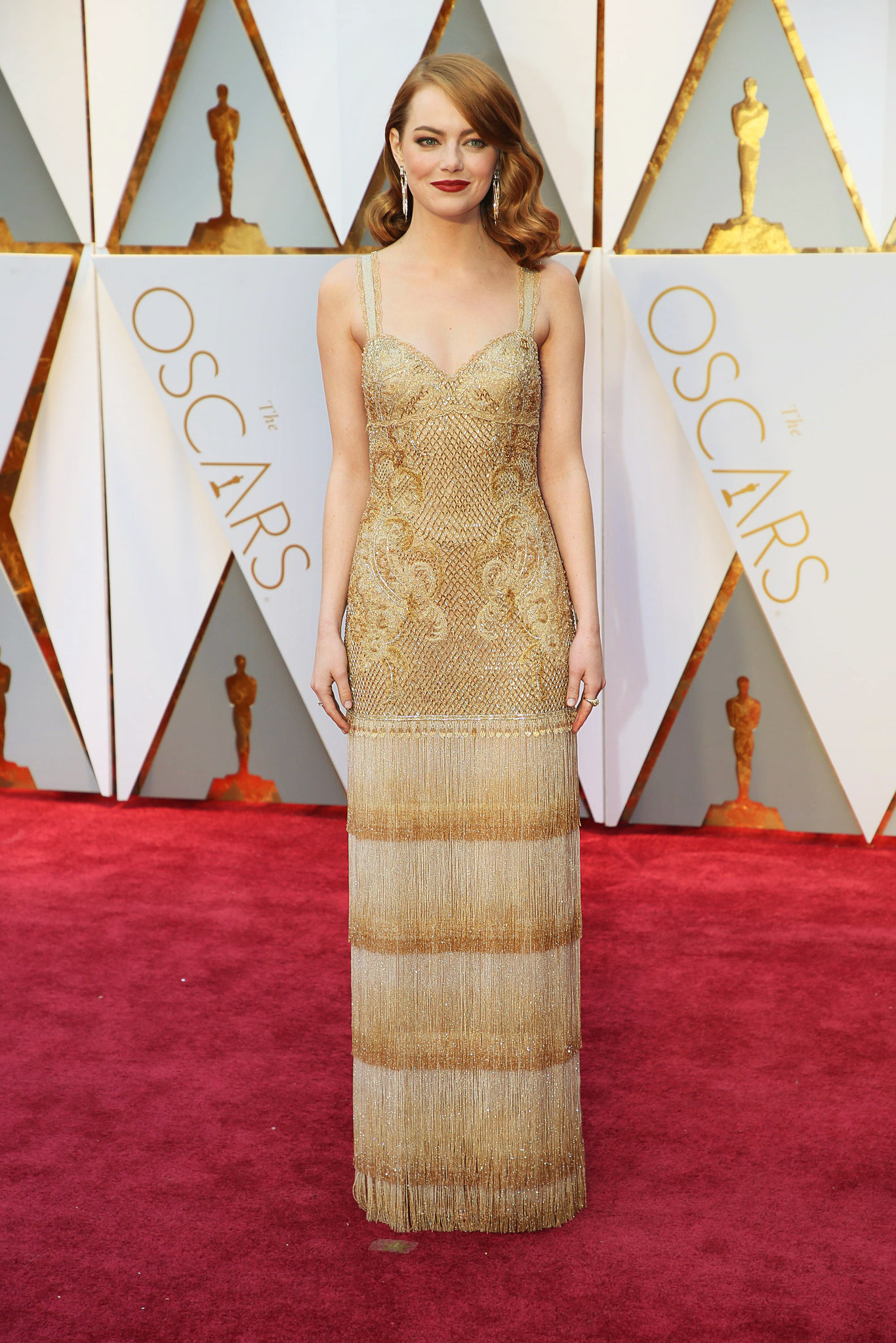 Emma Stone 2017 Oscars