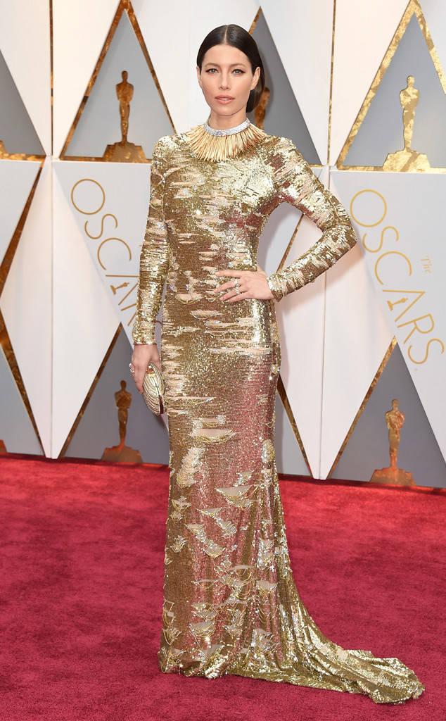 Jessica Beil Oscars 2017