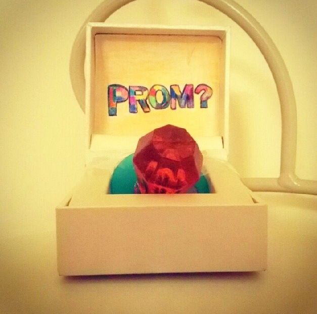Ring Pop Promposal