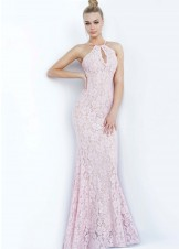 Jovani 68431 Light Pink Prom Dress